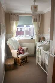 Small baby room ideas Steal Worthy Small Nursery Room Furniture Ideas Armchair Baby Cot Changing Table Neutral Colors Beige White Small Nursery Pinterest Design Tips For Small Nurseries Nursery Pinterest Nursery