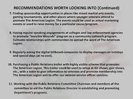 Ppt The American Legion Department Of California