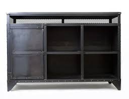 industrial media furniture. custom made industrial media cabinet hostess stand kitchen island furniture s