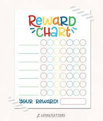Turning Stone Rewards Chart Reward Chart Digital Kids Reward Chart Progress Chart Reward Printable Behaviour Chart Toddler Reward Chart Kids Reward Print