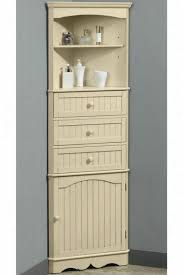 Corner Cabinets To Make A Clutter Free Bathroom Space Home