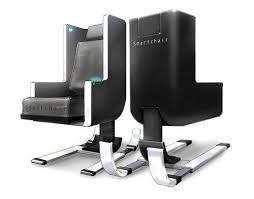 futuristic office chair. smartchair for accommodating disabilities from futuristic office chair
