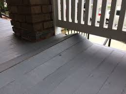 a reader wants to know how to stop porch floor boards from buckling reader photo