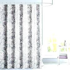 grey and white shower curtain black and white shower curtain target luxury white shower curtain target