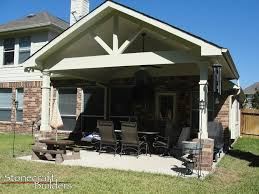 outdoor covered patio builders in
