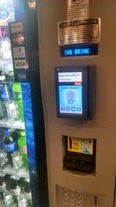 Google Vending Machine Extraordinary This JCC Has Vending Machines From The Future They Accept Google