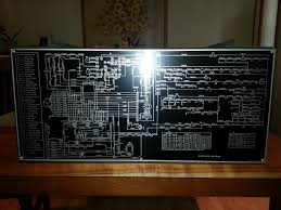 wiring diagrams for mep002a mep003a military diesel generators mep002a mep003a top panel wiring diagram 1 of