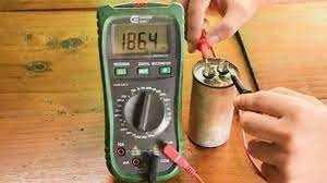 check the most detailed capacitor