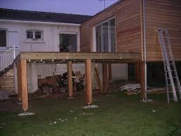 Terrasse Sur Pilotis Permis De Construire