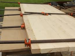 best wood to make furniture. attach pipe clamps best wood to make furniture