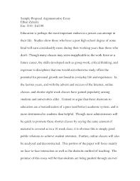 example of a argumentative essay argumentative essay  death penalty argument essay example of a argumentative essay