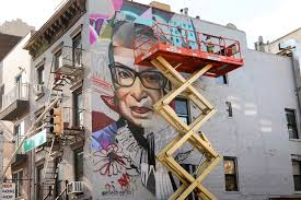 This 'new' key is not recognized by the rbg individual customization tab, and can only be lit through aura sync basic effects. Mural Celebrating Rbg S Life Goes Up In The East Village