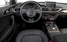2012 Audi A6 3.0 TFSI Quattro Sedan - Editors' Notebook ...