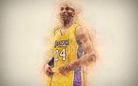 Download wallpapers Kobe Bryant, 4k ...