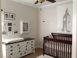 neutral nursery, England theme, big ben, Changing table, dresser ...