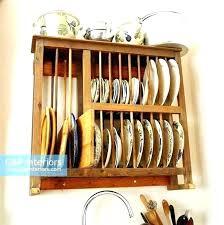 wall plate racks wood plate racks for walls wall plate racks plate shelf for wall wall
