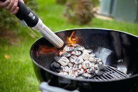 lighting charcoal fire without lighter fluid light starter