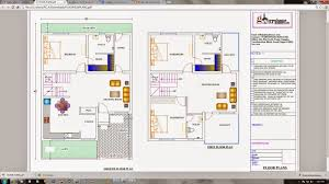 Ghar Planner   Leading House Plan and House Design Drawings    Duplex House Plans x