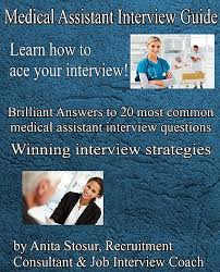 Medical Sales Interview Questions Medical Assistant Interview Guide Ebook By Anita Stosur