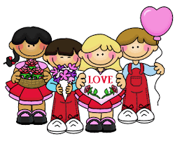 valentine s day clip art for kids. Perfect Art Kids  Clipart Library February Resource PageValentineu0027s Day Black  History Month On Valentine S Day Clip Art For Library