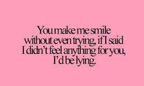 Quotes About Make Me Smile 40 Quotes Magnificent Quotes You Make Me Smile
