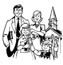 Small Picture Family Go To The Church Coloring Pages Free The Coloring Pages
