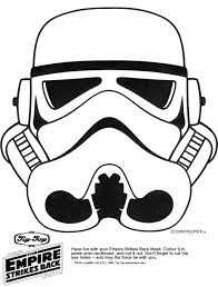 stormtrooper coloring page images high resolution helmet many