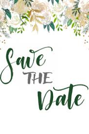 620 Save The Date Customizable Design Templates Postermywall