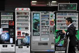 How Many Vending Machines In Tokyo Impressive 48 Interesting Facts About Tokyo