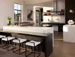 Kitchen Counter Table Design