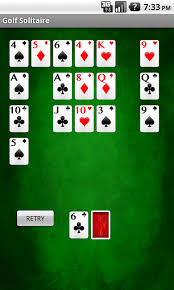 golf solitaire card games io page 1
