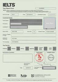 Ielts Band Score Assessment Criteria