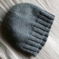 Free Knitted Hat Patterns On Circular Needles Interesting 48 Free Easy Hat Patterns For Adults