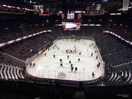 Scotiabank Saddledome Section 219 Calgary Flames