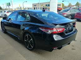 2018 toyota xse for sale.  xse blackmidnight black metallic 2018 toyota camry xse left rear corner photo  in prince intended toyota xse for sale u