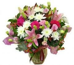 <b>Букет</b> из роз, лилий и хризантем с доставкой в Химки ...
