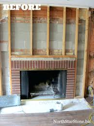 smlf what ugly fireplace covering brick with tile