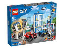 LEGO® City 60246 »Polizeistation« - Lidl.de