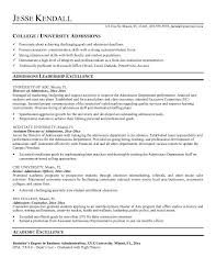 Admissions Resumes Under Fontanacountryinn Com