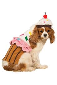 Rubies Dog Costume Size Chart Cupcake Dog Costume