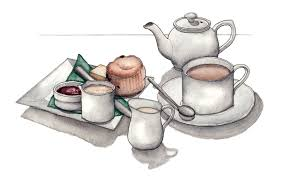 home is a cup of tea