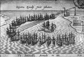 the elizabeth files the spanish armada the battle of gravelines the spanish armada 3 the hell burners