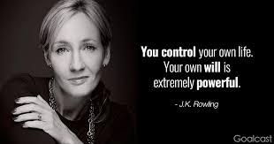 Jk Rowling Quotes Inspiration Top 48 JK Rowling Quotes To Inspire Strength Through Adversity