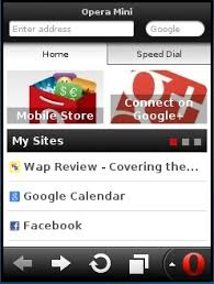 Opera Mini 7 1 For Java Me And Blackberry Released Wap Review