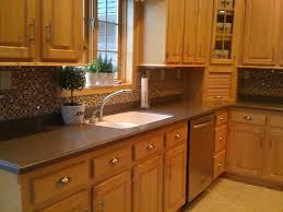 Kitchen backsplash on a budget contemporary-kitchen