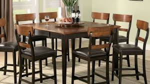 impressive inspiration counter height dining table and chairs 34 dining room
