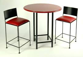 round bar top table bar table and stools round high top table and chairs indoor bistro