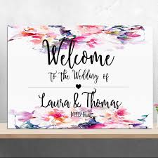 Welcome Signs Silk Guest Books