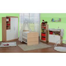 Roba - Kinderzimmer Lena Eiche sägerau 3-teilig - Roba - Babies
