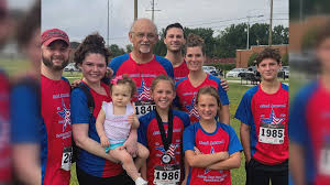 Macon family continues tradition of running in the Labor Day Road Race |  13wmaz.com
